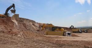 Ankara Sabancı Bulvarı ile Bağlıca Bulvarı çalışmaları hızla devam ediyor!