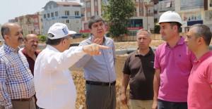 Antalya Düden Katlı Kavşak Projesi kademe kademe ulaşıma açılacak!