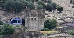 Aydın Nazilli Arpaz Kalesi restore edilecek!
