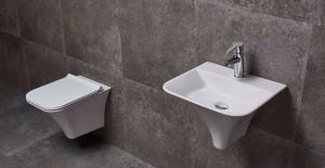 Banyolarda antibakteriyel ve hijyenik yüzeyler!