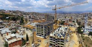 İzmir Uzundere Kentsel Dönüşüm Projesi Haziran 2018'de bitiyor!