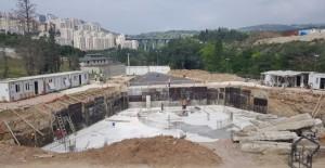 İzmit Cephanelik'de yapımı devam eden 2 önemli projenin son durumu!