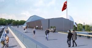 İzmit Deprem Müzesi ve Dijital Gösterim Merkezi çalışmaları yakında bitecek!