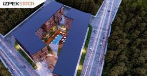 İzpek İnşaat'tan Aliağa'ya yeni proje; İzpek Station İzmir