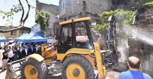 Kahramanmaraş Tekke Mahallesi kentsel dönüşüm projesinin temeli atıldı!