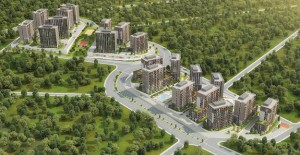 Karabağlar'a 1533 konutluk yeni proje; Yenitepe İzmir projesi
