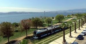 Karşıyaka Tramvayı 1 Temmuz'dan itibaren yeni seferlerine başlıyor!