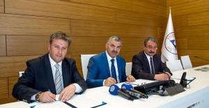 Kayseri Talas'da Anadolu'nun en kapsamlı kütüphanesi için protokol imzalandı!