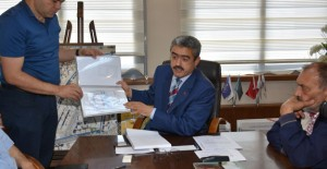 Nazilli Karaçay Mahallesi dönüşüm projesi için TOKİ'yle protokol imzalandı!