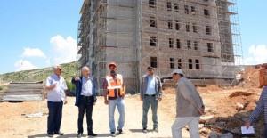 TOKİ Afyon Dinar 86 konut'un inşası devam ediyor!
