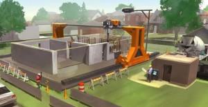 3 boyutlu yazıcılar ile 20 saatte bir ev inşa edilecek!