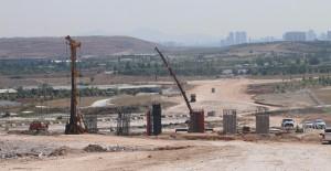 Ankara Sabancı Bulvarı ile Bağlıca Bulvarı'nda alt geçitlerin yapımına başlandı!