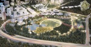Başakşehir'e yeni ofis projesi; Emlak Konut Kuzey Yakası projesi