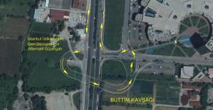 Bursa İstanbul Caddesi'nde 17 Temmuz'dan itibaren trafik düzenlemesi yapılacak!