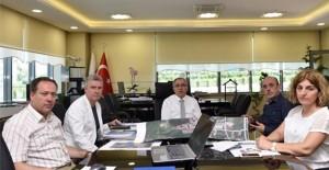 Erenler'in kentsel dönüşümü TOKİ'de masaya yatırıldı!