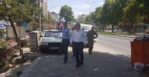 Ergün Turan 'Gölcük Deniz Evler Kentsel Dönüşüm' projesini inceledi!