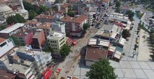 Erol Kaya Caddesi'nin Pendik Çarşı'daki bölümü trafiğe açılıyor!