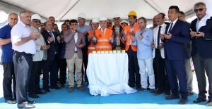 Erzurum Belediyesi Sancak Konutları'nın temelini attı!