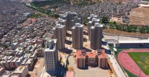Gaziantep Güzelyurt#039;ta 222 daire...