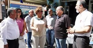 İzmir Alsancak'ta altyapı ve üst yapı çalışmaları başladı!