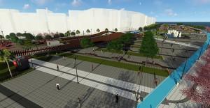 İzmir Demokrasi Şehitleri Meydanı'nın yapım ihalesi 11 Ağustos!