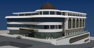 Kocaeli Derince'ye Anadolu Kültür ve Sanat Merkezi inşa ediliyor!