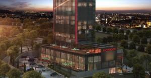 Kocamanlar Alüminyum'dan yeni ofis projesi; Kale Ofis Ankara