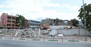 Osmangazi Kent MeydanıKentsel DönüşümProjesi kamulaştırma çalışmlarında sona gelindi!