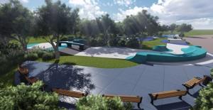 Osmangazi'ye uluslararası standartlara uygun kaykay parkı!