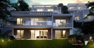 """""""Pera Gümüşlük Evleri'nin örnek dairelerini İtalyan mimarisiyle tasarladık""""!"""