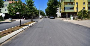 Sakarya Karasu Vatan Caddesi yolu yenilendi!