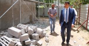 Şehitkamil Gazi Sosyal Tesisi Ağustos'ta...