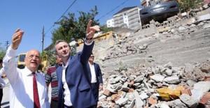 Yamaçevler Kentsel Dönüşüm Projesinde yıkımlar başladı!