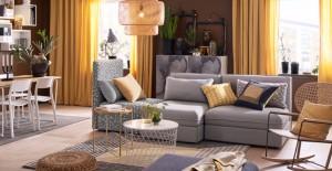 3 farklı salon tipine 3 farklı dekorasyon önerisi!