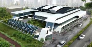 Adana'nın FIBA standartlarına uygun spor salonu tamamlandı!