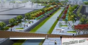 Aksaray Uluırmak Rekreasyon Alanı ve Kent Parkı'nın 1. etap ihalesi yapıldı!