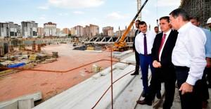 Ankara Eryaman Stadı'nda çalışmalar tüm hızıyla sürüyor!
