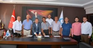 Antakya Emek ve Aksaray dönüşüm projesinde sözleşmeler imzalanmaya devam ediyor!