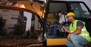 Antalya Cumhuriyet Mahallesi Yeraltı Katlı Otoparkı'nda çalışmalar başladı!