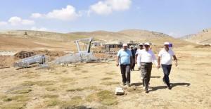 Başkan Erkoç, Yedikuyular Kayak Merkezi ve Kış-Yaz Rekreasyon Alanı'nı inceledi!