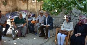 Başkan Kimyeci, Emek ve Aksaray Kentsel Dönüşüm Projesi'ni anlattı!