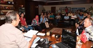 Çukurova Belediye Evleri Kentsel Dönüşüm Projesi'nde görüşmeler başladı!