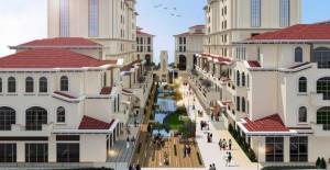 Emlak Konut GYO'dan yeni proje; Emlak Konut Körfezkent
