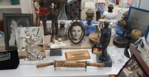 Fatma Girik'in Bodrum'da ki müze evi!