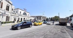 İzmir Konak Tramvayı'nda Alsancak Garı tamamlandı!