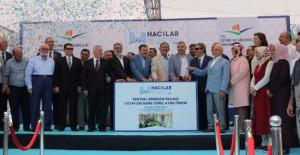 Kayseri Hacılar kentsel dönüşüm projesinde 1. etabın temeli atıldı!