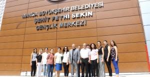 Manisa Alaşehir Gençlik Merkezi'nde çalışmalar yakında bitecek!