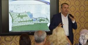 Manisa Yunusemre'de 80 hektarlık kentsel dönüşüm projesi halka anlatılıyor!