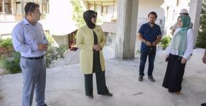 Meram Havzan Sosyal Tesisi'nde tesis çalışmaları hızla devam ediyor!