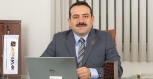 """Mustafa Hakan Özelmacıklı, """"İpotekte damga vergisi kalkmalı""""!"""